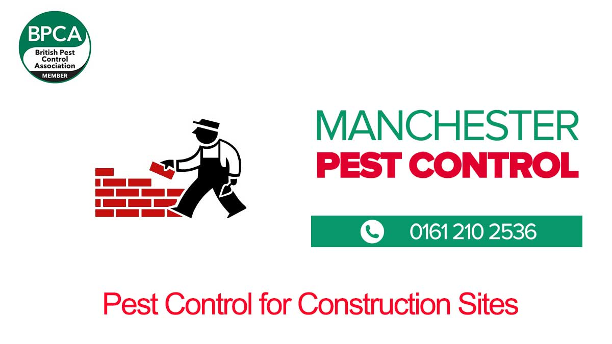 pest control for construction sites Manchester
