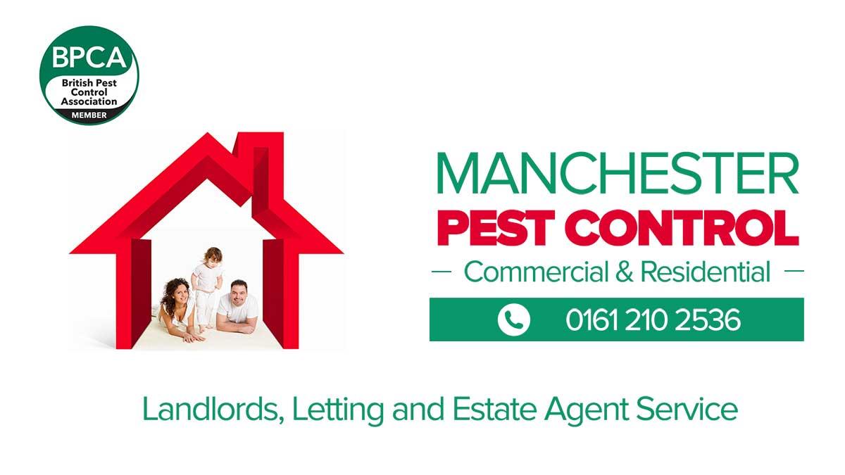 Landlords Pest Control Manchester